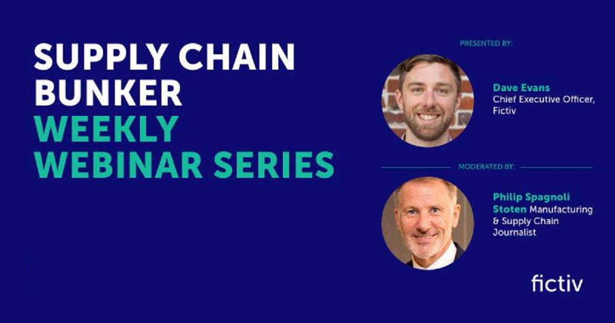 Supply Chain Bunker Webinar Series