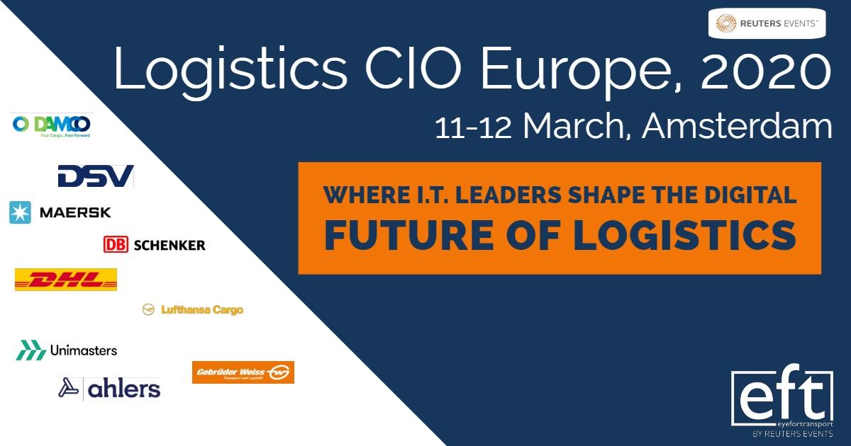 Logistics CIO Europe 2020