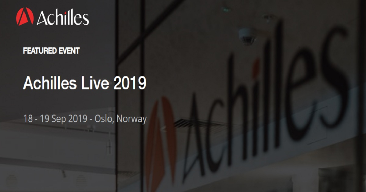 Achilles Live 2019