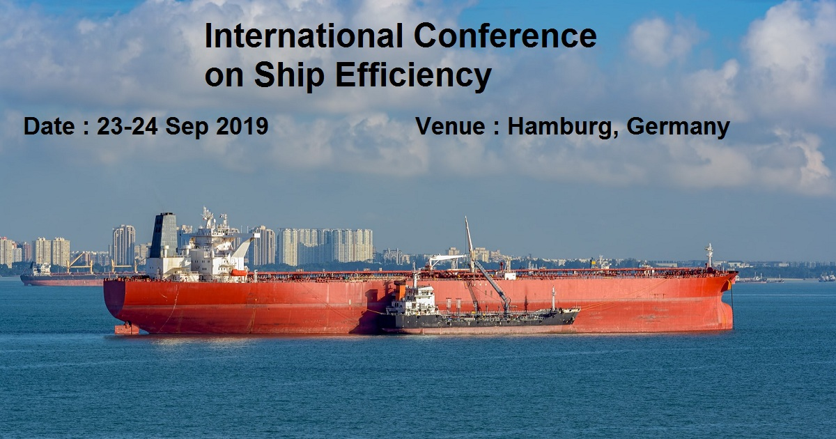 International Conference on Ship Efficiency