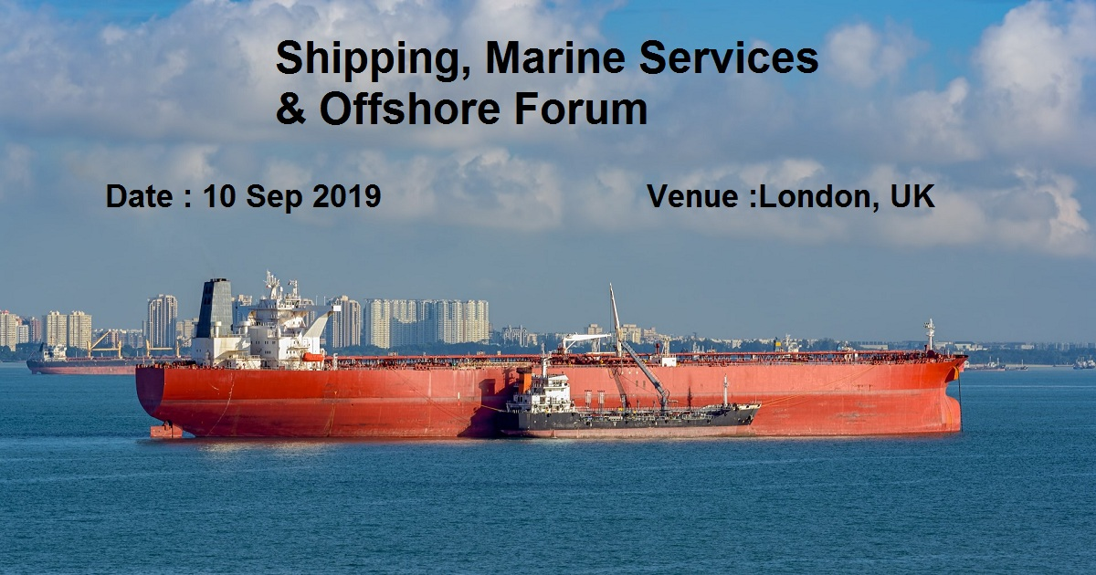 Shipping, Marine Services & Offshore Forum