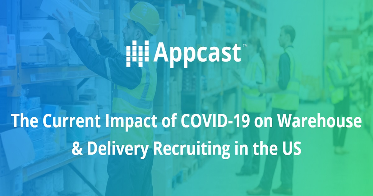 The Current Impact of COVID-19 on Warehouse & Delivery Recruiting in the US