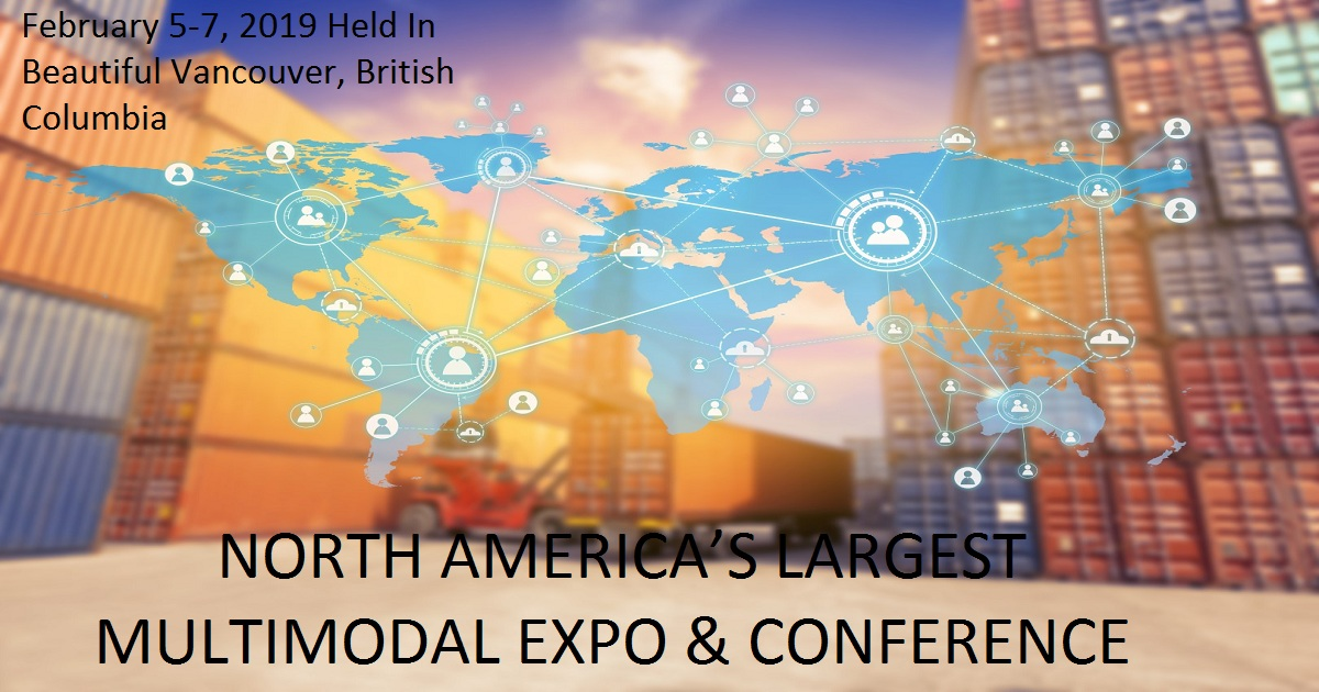 NORTH AMERICA'S LARGEST MULTIMODAL EXPO & CONFERENCE