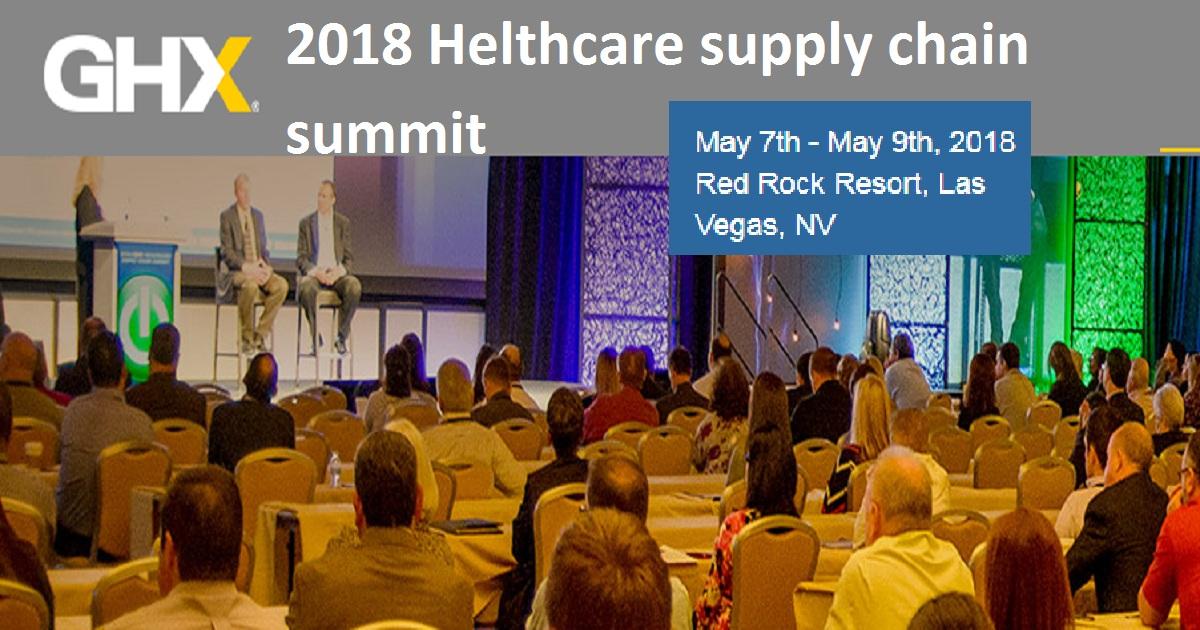 2018 Helthcare Supply Chain Summit | May 07-09, 2018 | las vegas NV