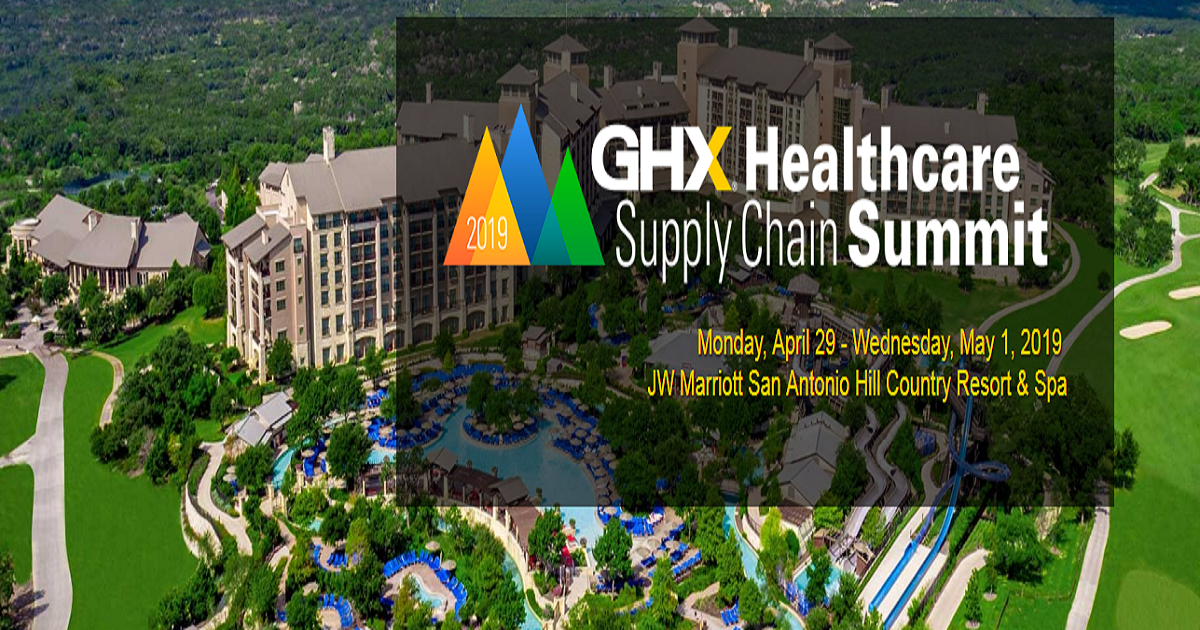 2019 GHX Healthcare Supply Chain Summit
