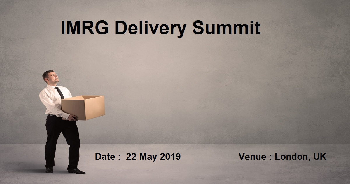 IMRG Delivery Summit