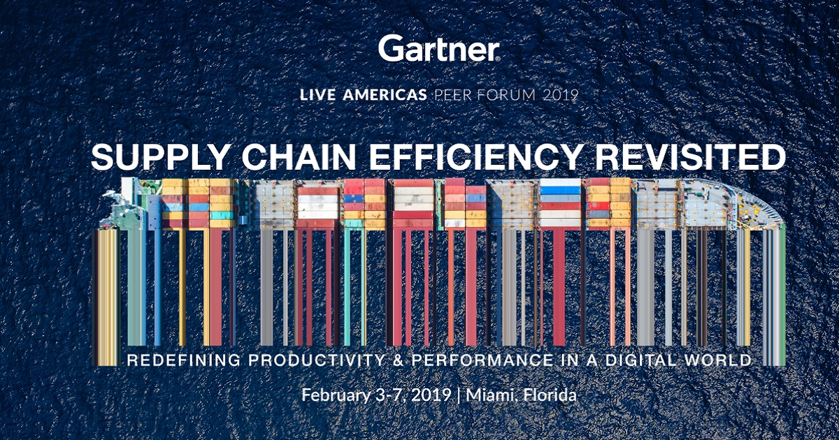 SUPPLY CHAIN EFFICENCY REVISITED