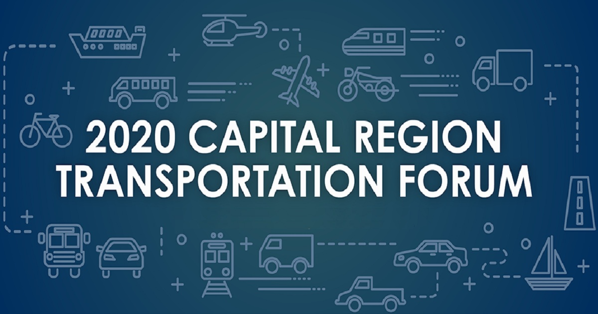 2020 Capital Region Transportation Forum