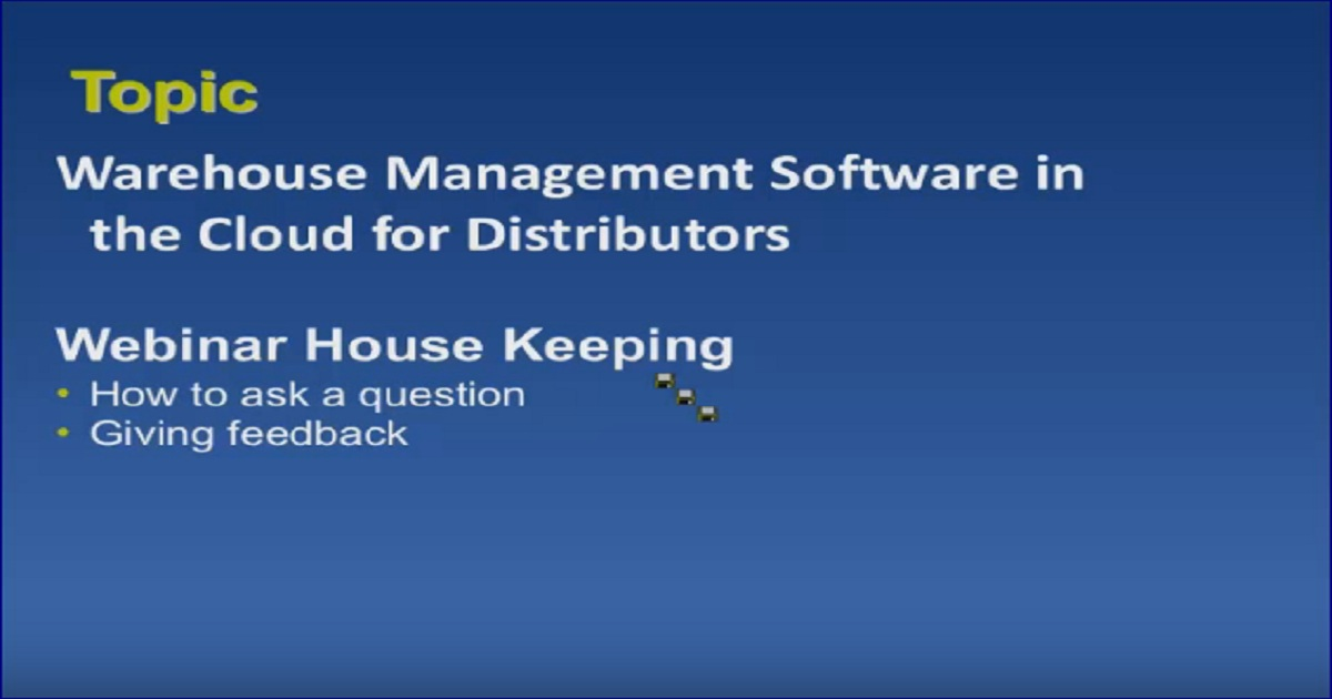 accellos warehouse management systems