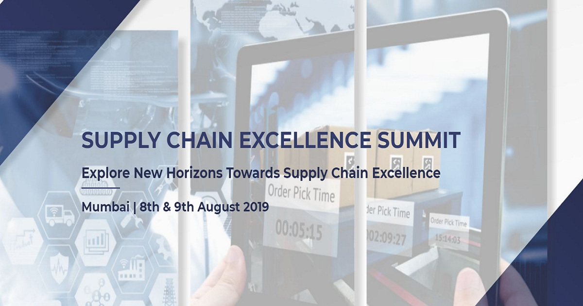 SUPPLY CHAIN EXCELLENCE SUMMIT
