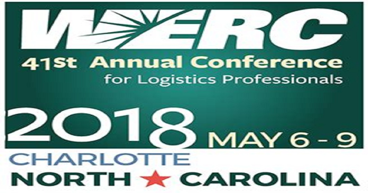 2018 WERC | May 06-09, 2018 | Fort Worth, USA (United States of America)