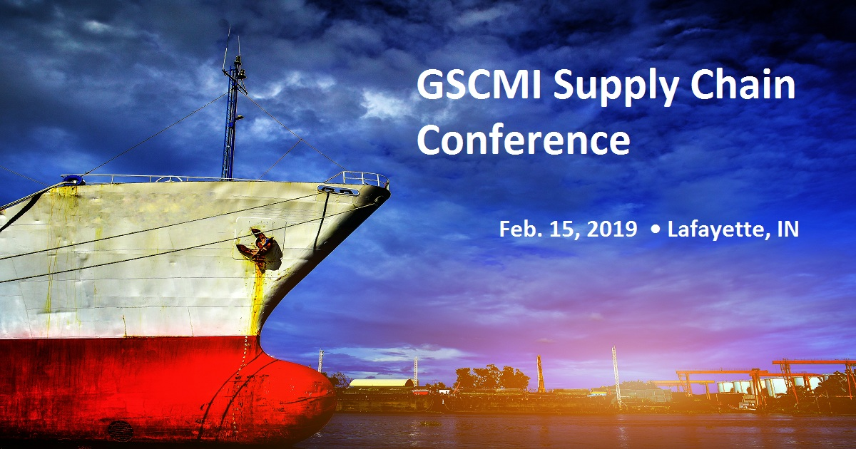 GSCMI Supply Chain Conference