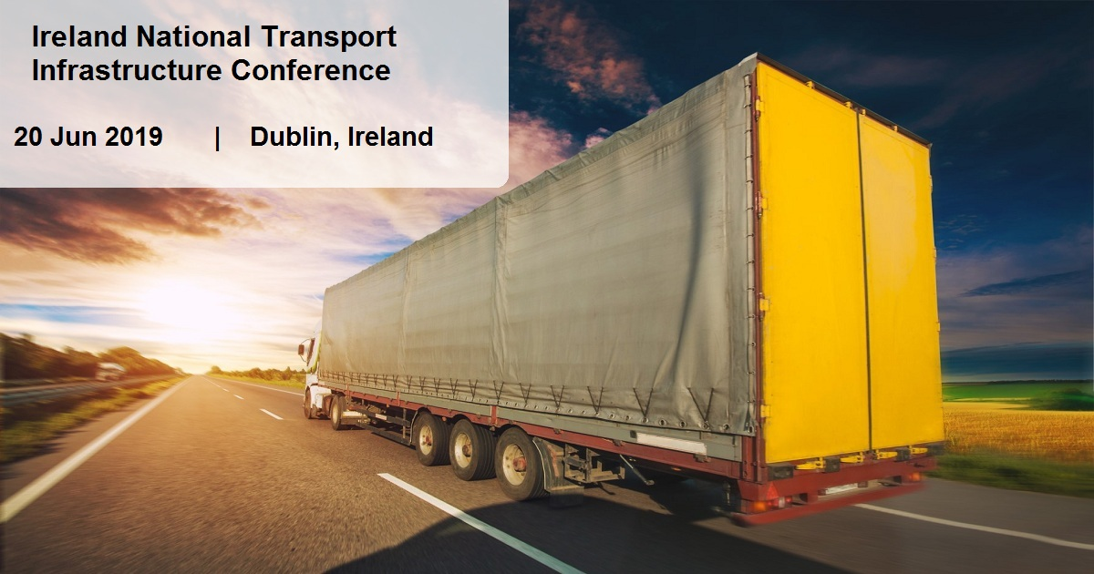 Ireland National Transport Infrastructure Conference