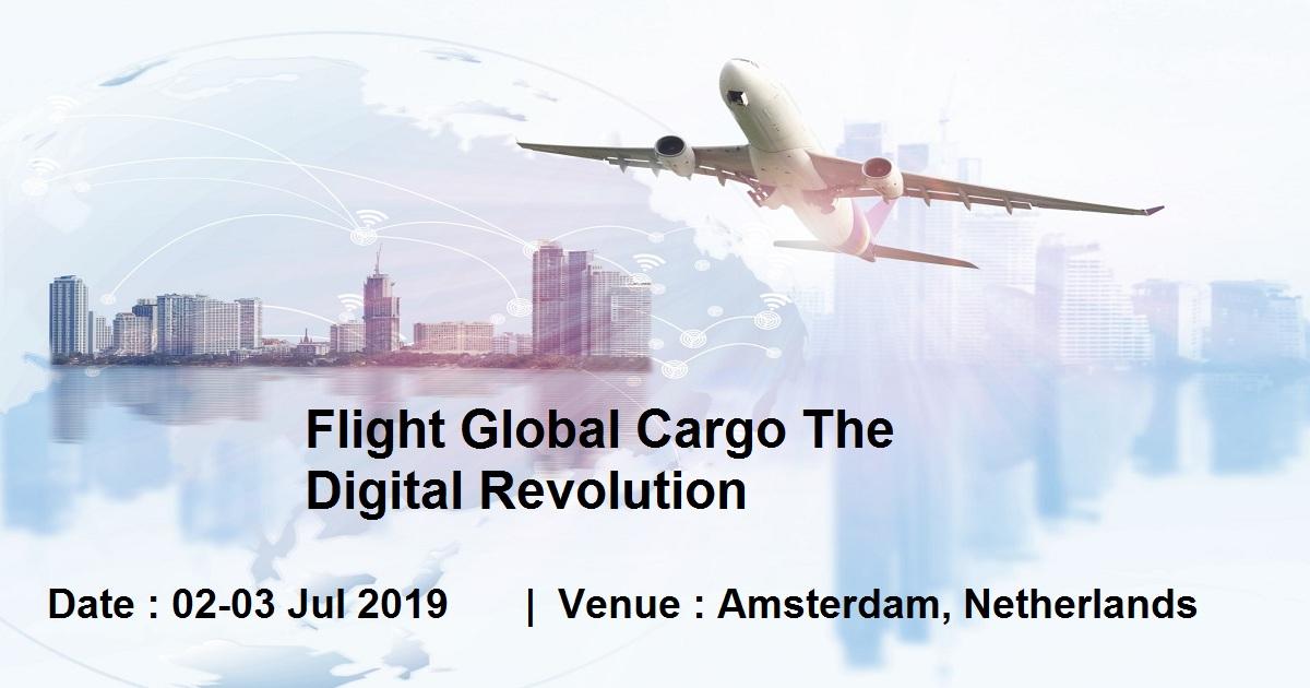 Flight Global Cargo The Digital Revolution