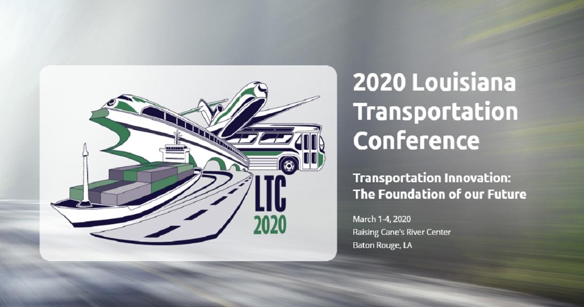 2020 Louisiana Transportation Conference
