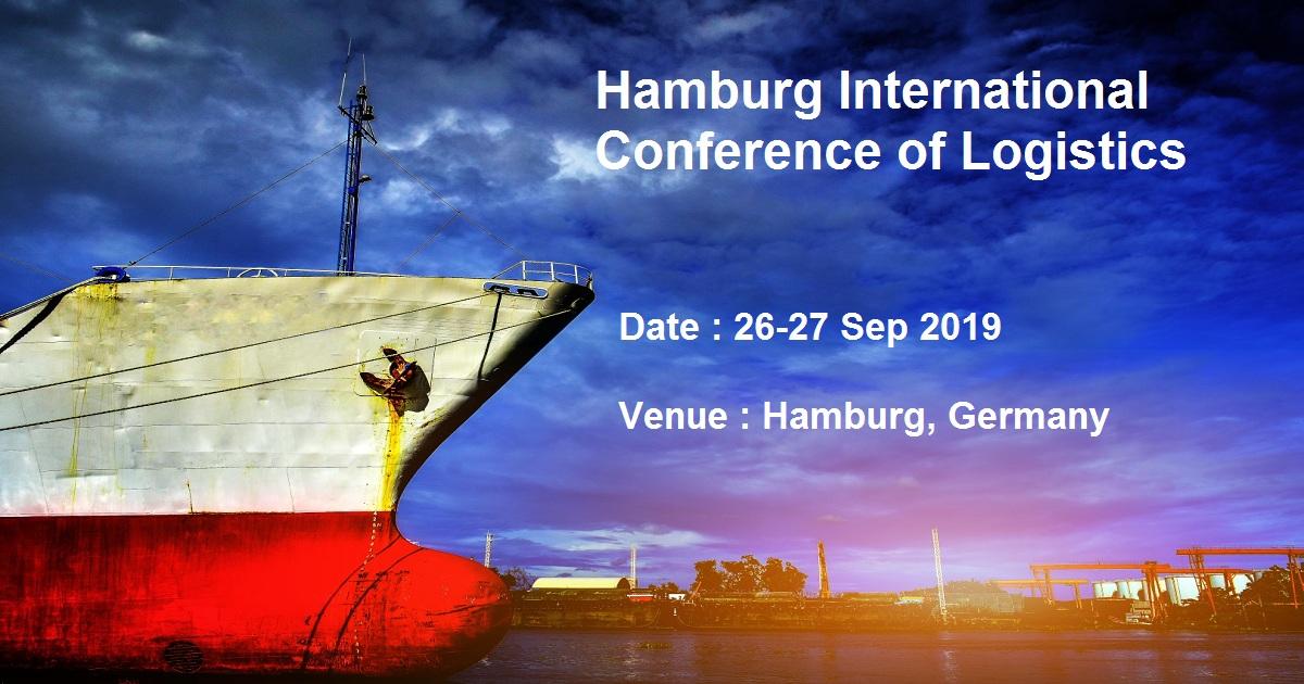 Hamburg International Conference of Logistics