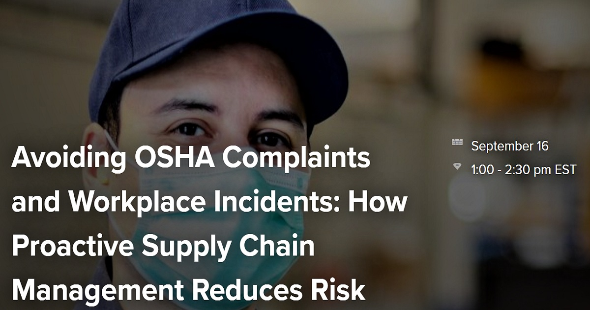 How Proactive Supply Chain Management Reduces Risk