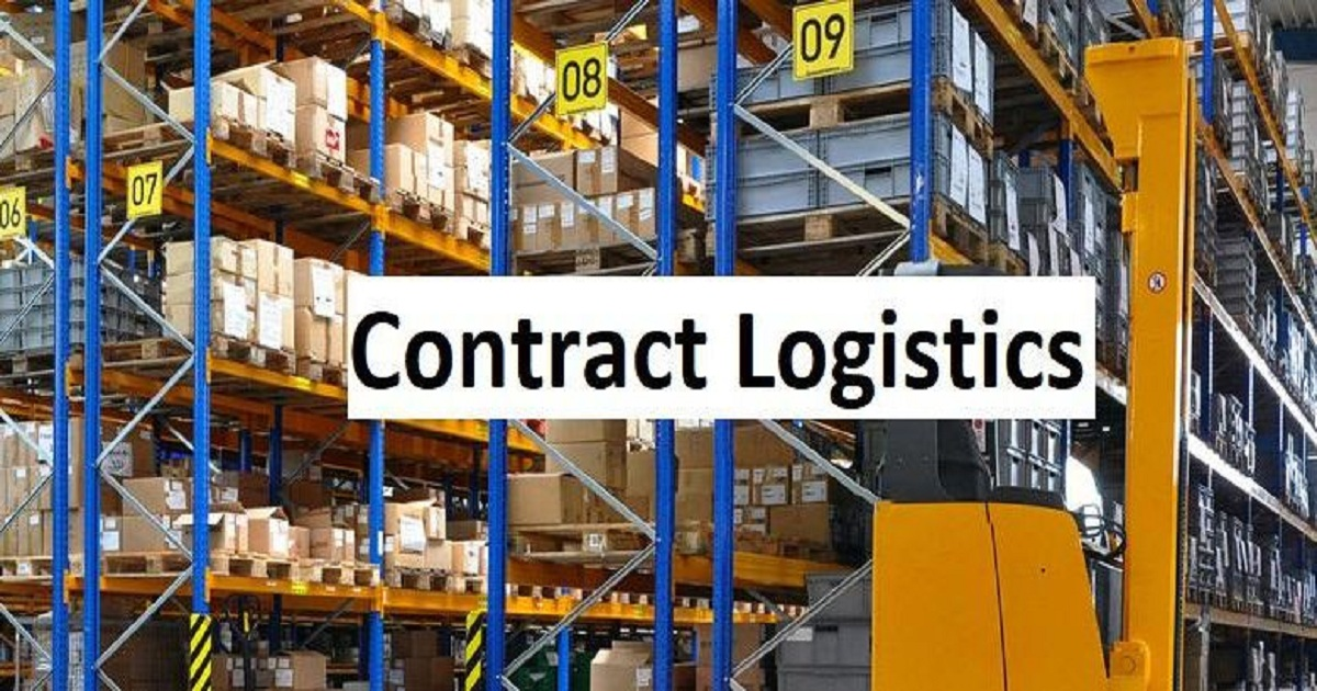 What's driving the Contract Logistics Solution Market Growth?