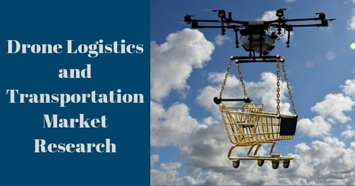 TECHNOLOGYDrone Logistics and Transportation Market and its Growth Landscape in the Foreseeable Future Having Major Players