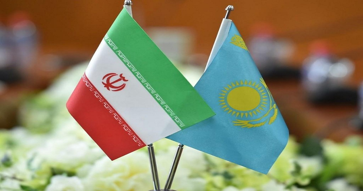 Kazakhstan to build two logistics centers in Iran