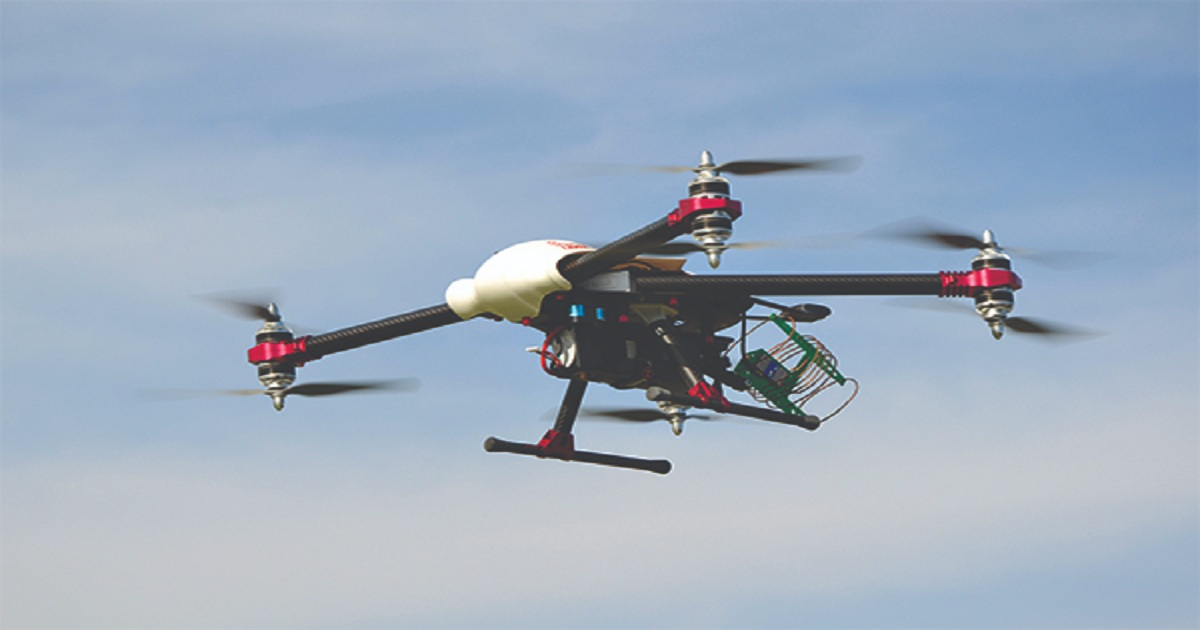 Drones to play key role in food cold chain logistics