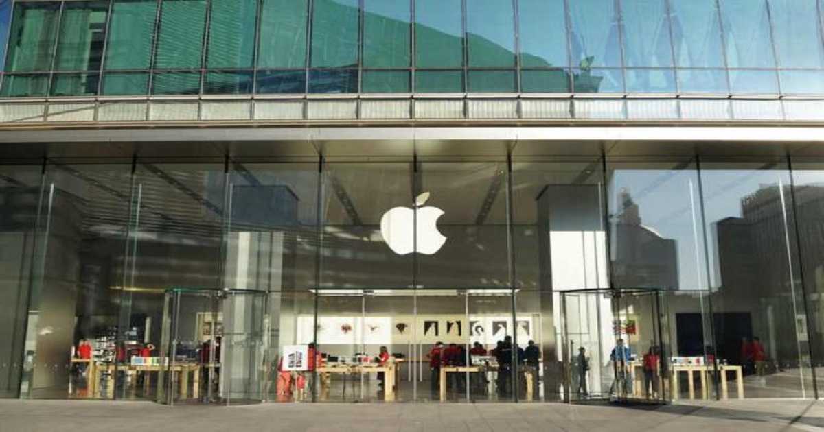 Should Apple's results worry the air freight market?