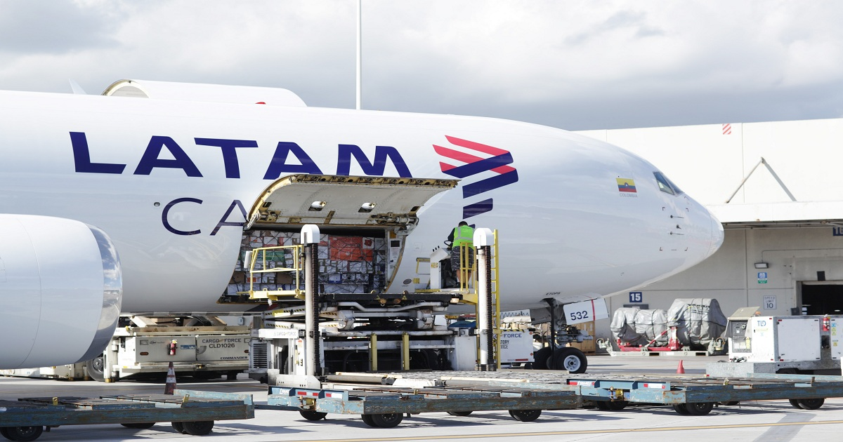 LATAM Cargo launches new route between Santiago de Chile and Chicago   Air Cargo