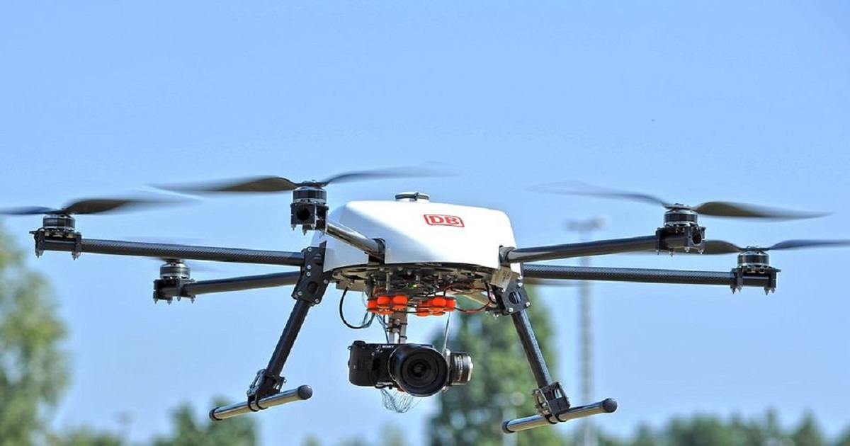 Deutsche Bahn invests in Skyports to bring drones to logistics supply chains