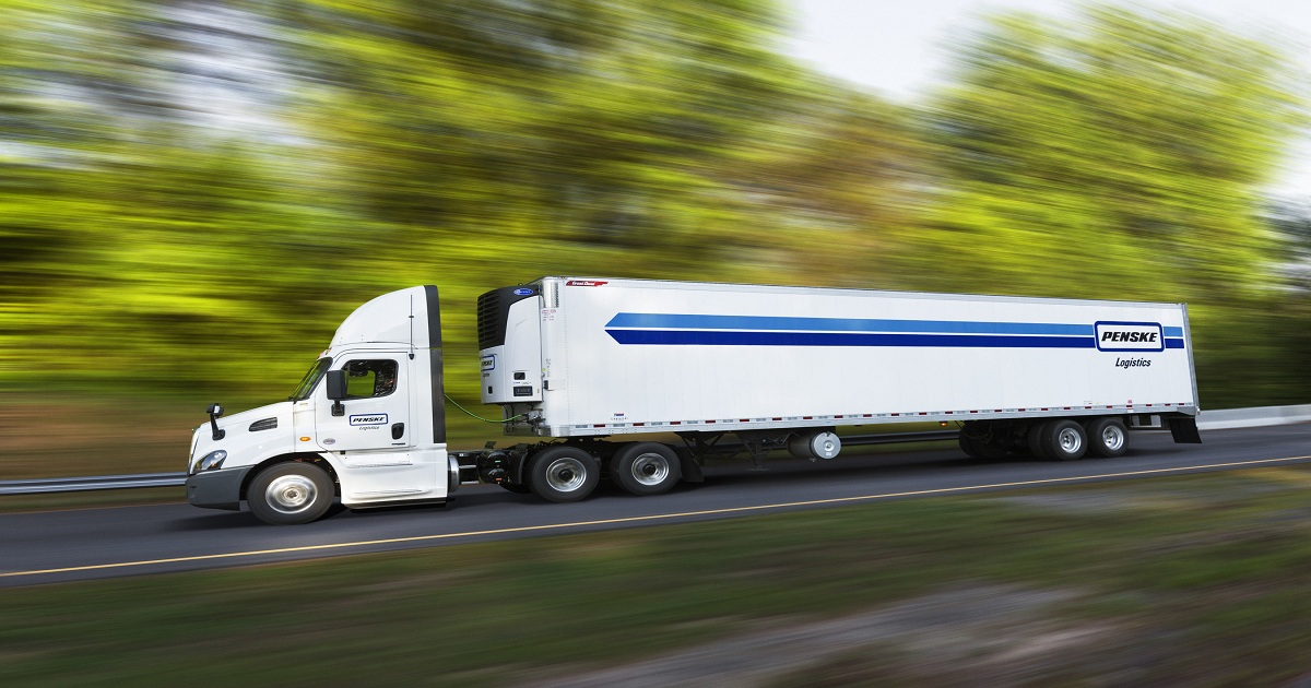 Penske Logistics Introduces New Freight Management Buyer's Guide to Aid Companies in Improving Their Freight Management Capabilities