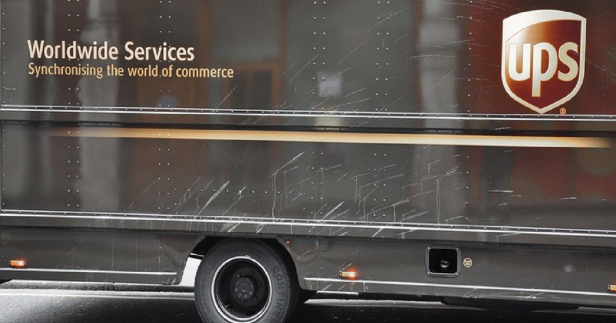 UPS working to consolidate data points on single platform with analytics, machine learning
