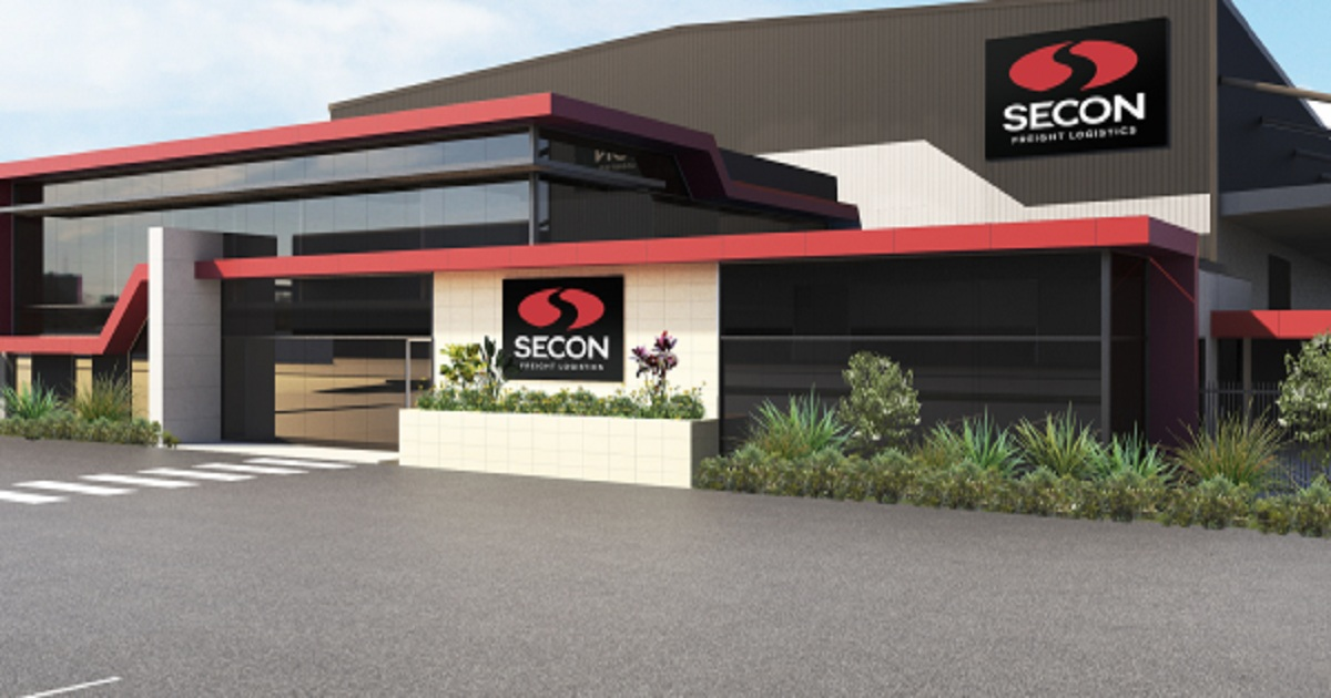 Secon signs up for super-site in Victoria