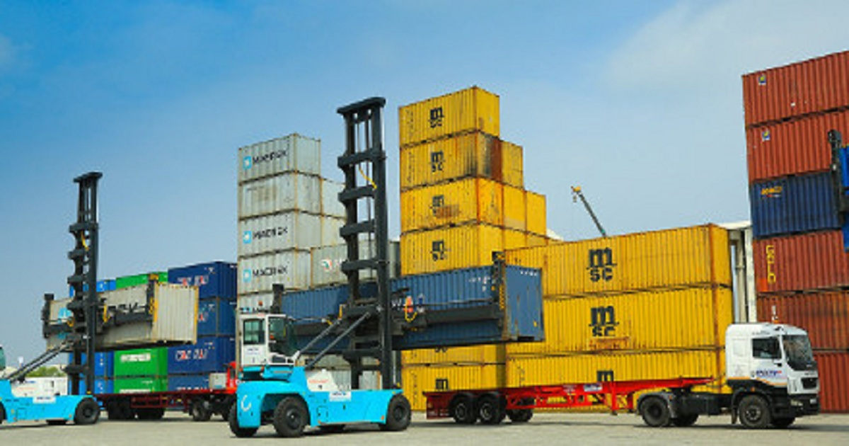 JV opens new container yard