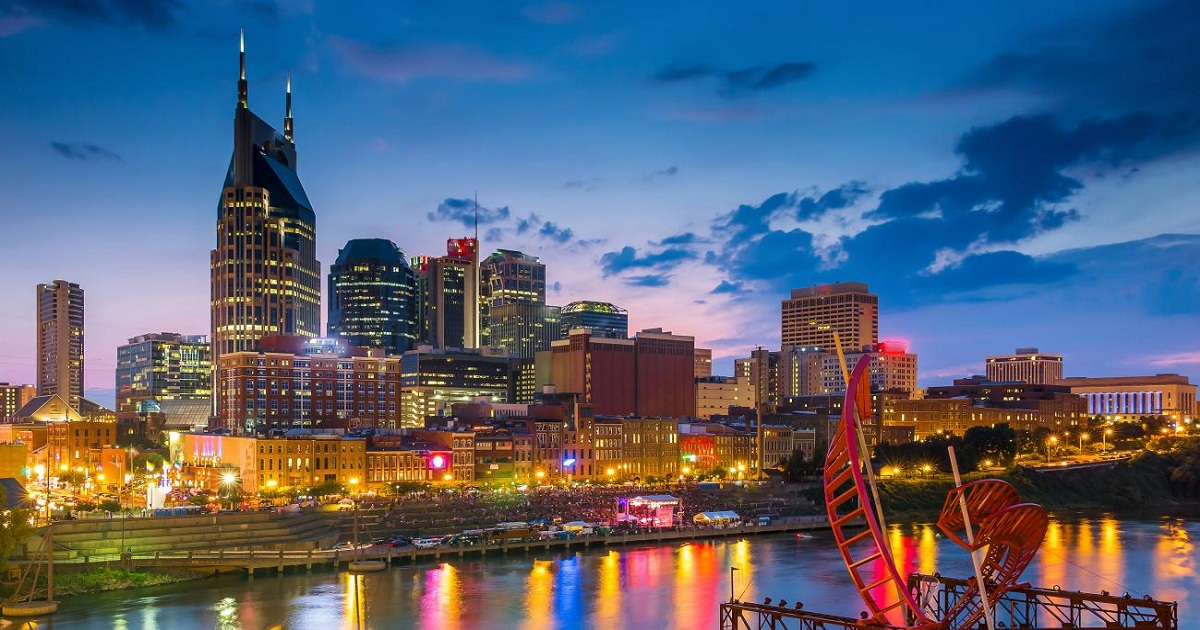 Why Amazon picked Nashville, Tennessee