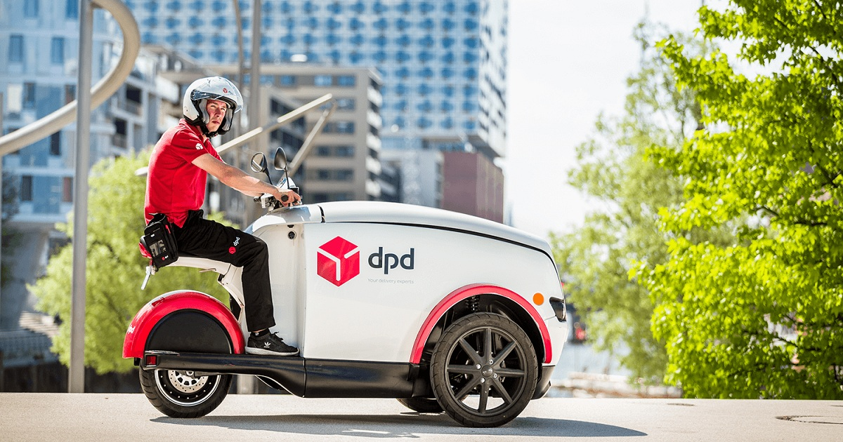 DPD Ireland to deliver with electric vehicles