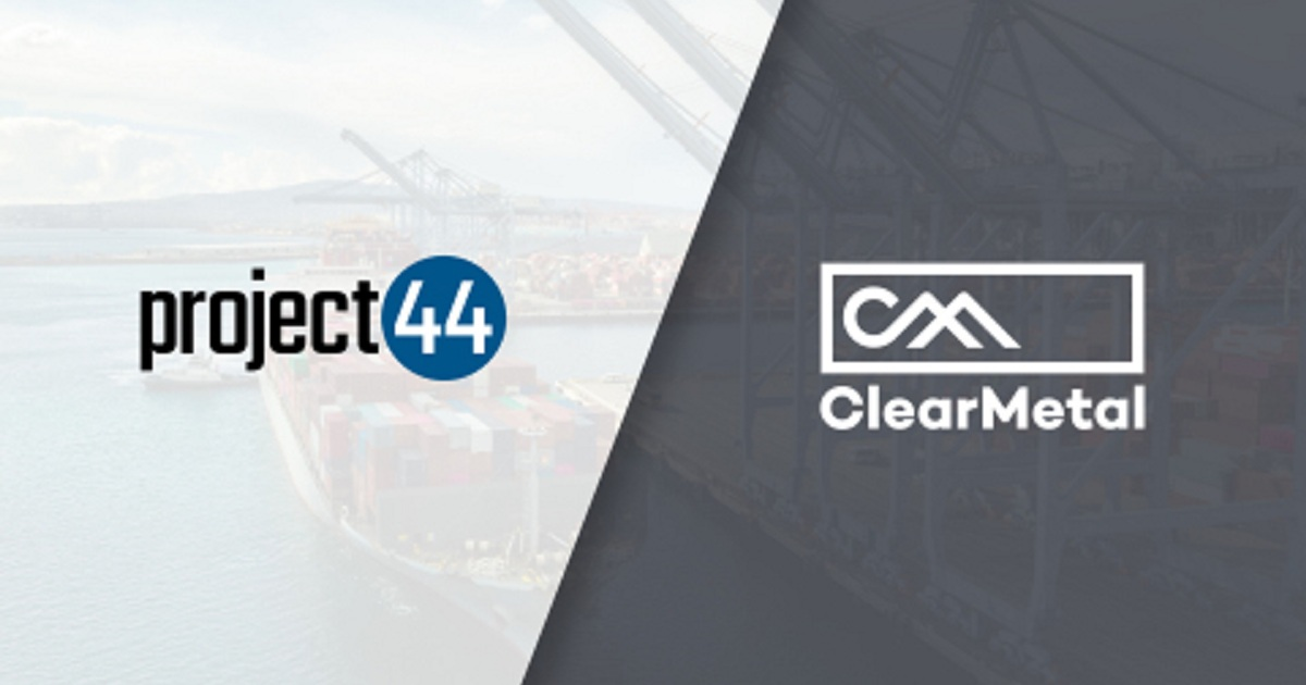 Project44 Acquires ClearMetal