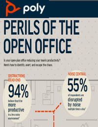 PERILS OF THE OPEN OFFICE