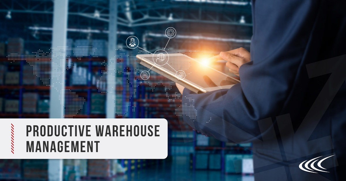 4 INNOVATIVE SOLUTIONS FOR MORE PRODUCTIVE WAREHOUSE MANAGEMENT