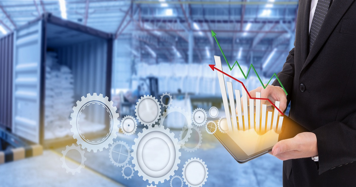 FIVE WAYS DATA IS TRANSFORMING THE SUPPLY CHAIN