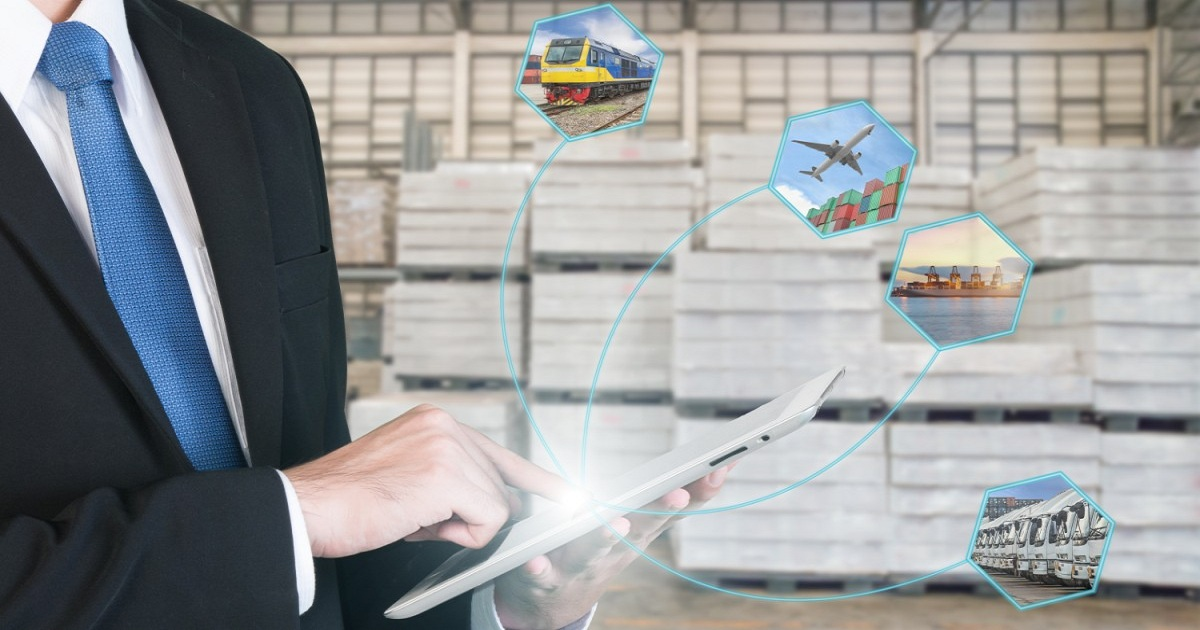 SIX WAYS THE SUPPLY CHAIN BENEFITS FROM THE IOT