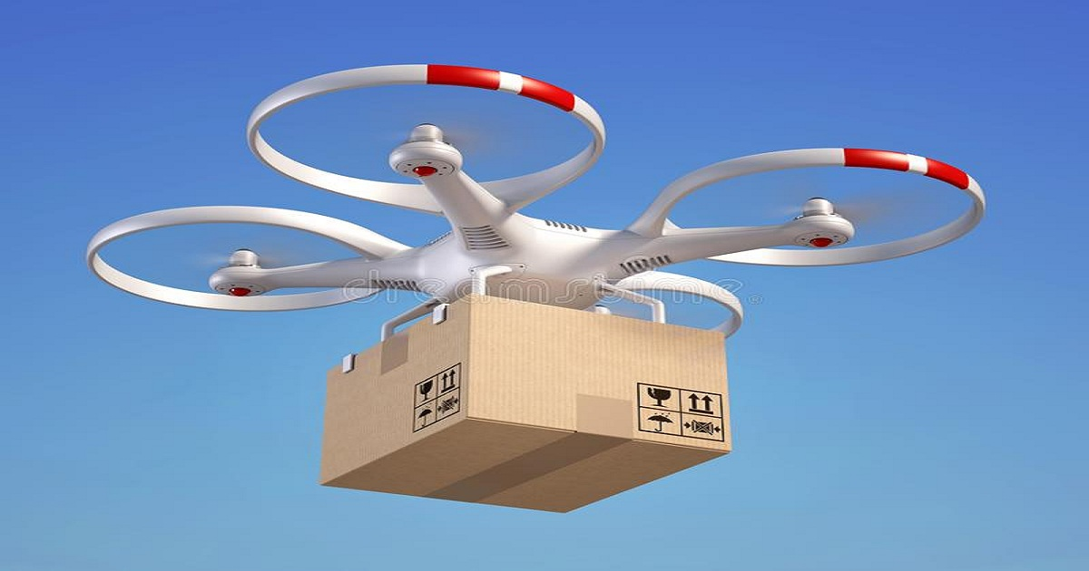 ARE DRONES THE FUTURE OF THE SUPPLY CHAIN?