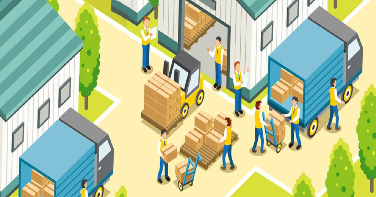 THE CHANGING LANDSCAPE OF REAL ESTATE IN THE LOGISTICS INDUSTRY