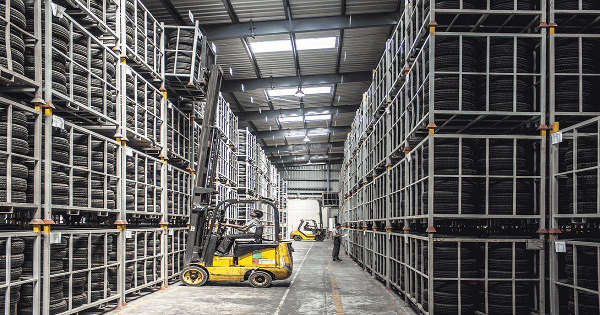 5 KEY TIPS FOR IMPROVING WAREHOUSE EFFICIENCY