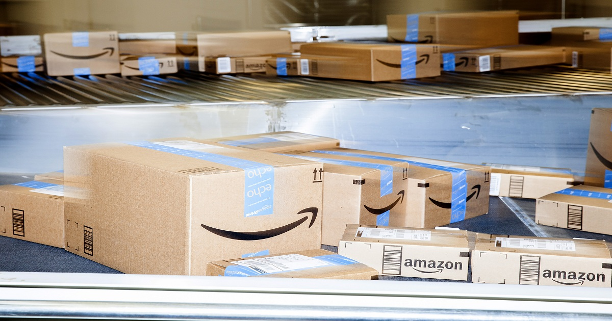 Amazon Logistics: courier tracking available in real time