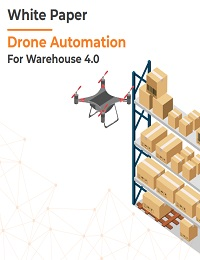 DRONE AUTOMATION FOR WAREHOUSE