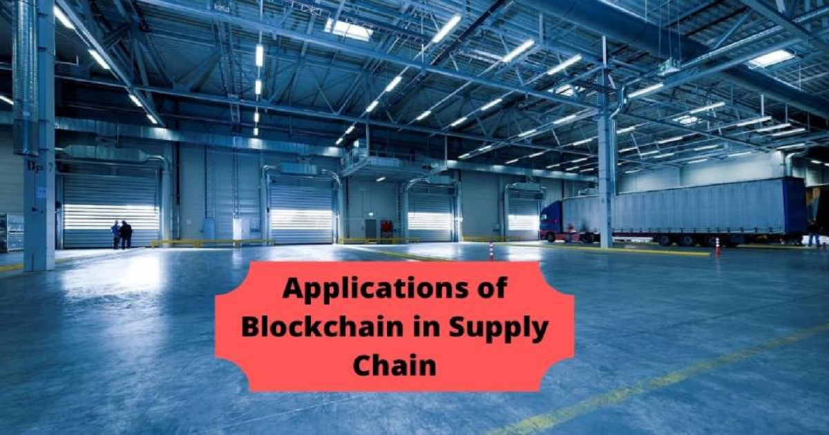 SUPPLY CHAIN AND BLOCKCHAIN: HOW DO THEY GO TOGETHER?